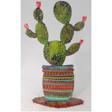 Cactus On Stand