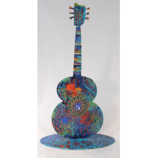 Jeweled Guitar