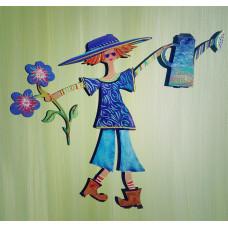 Springtime Gardener