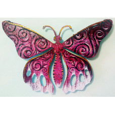 Cherry Berry Butterfly