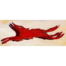 The Red Coyote