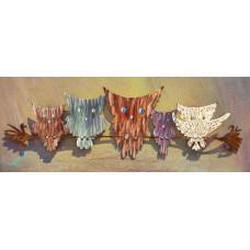 Five Owls