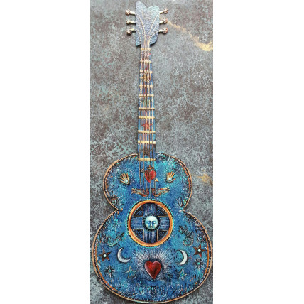 Blue Moon Guitar