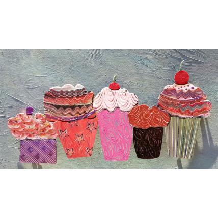 Five Cupcakes