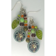 Mystic Gem Tones Earrings