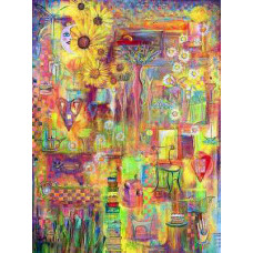 """Ode to Spring - Giclee - 24""""x36"""" by Robert Shields"""