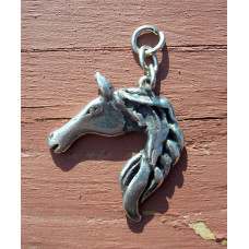 Sterling Silver Mare Charm by Robert Shields