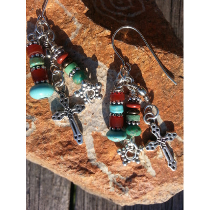 Santa Fe Dreamin Earrings