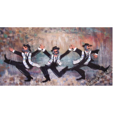 Dancing Rabbis