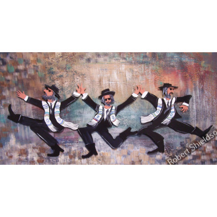 Dancing Rabbis