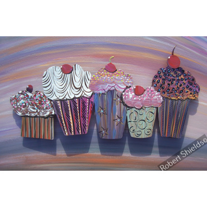 Five Cupcakes