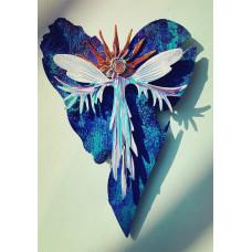 Large Healing Angelheart