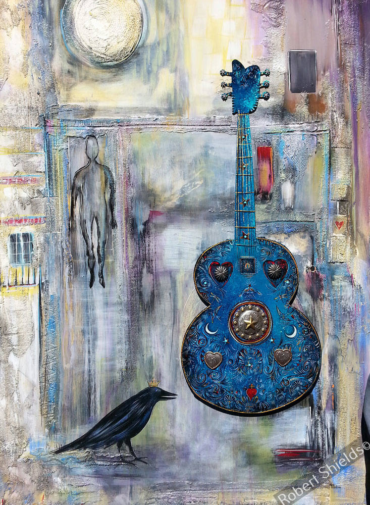 Night Of The Blue Guitar