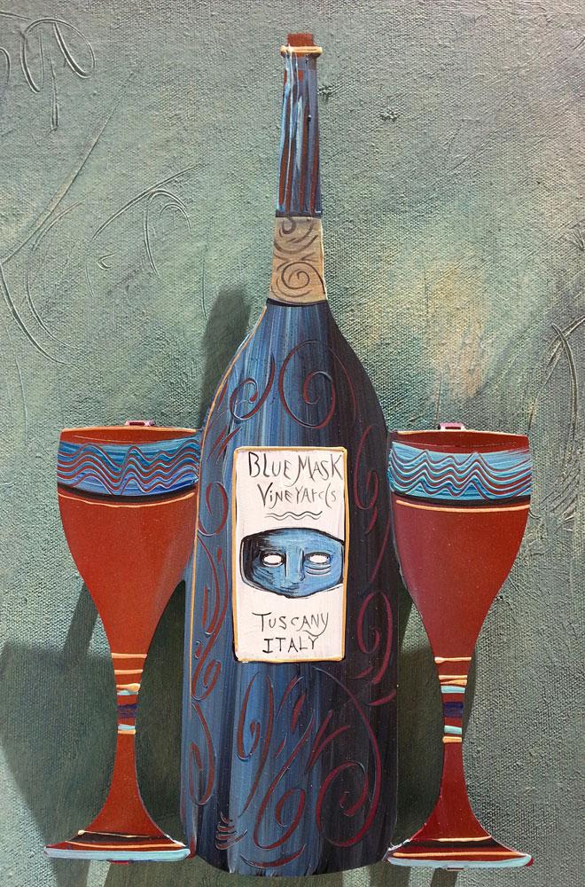 Blue Mask Vineyard