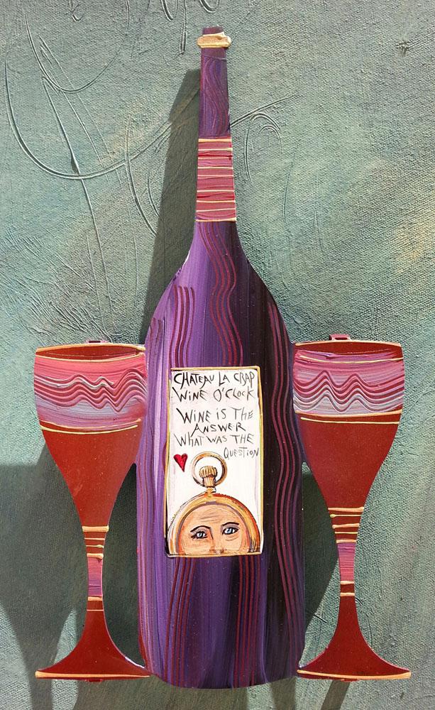 Chateau La Crap Wine O'Clock