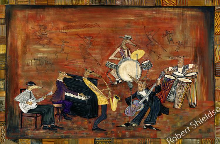 Coyote Blues Band
